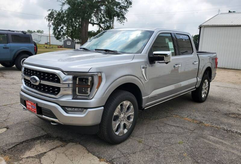 2021 Ford F-150 for sale in Union, IA