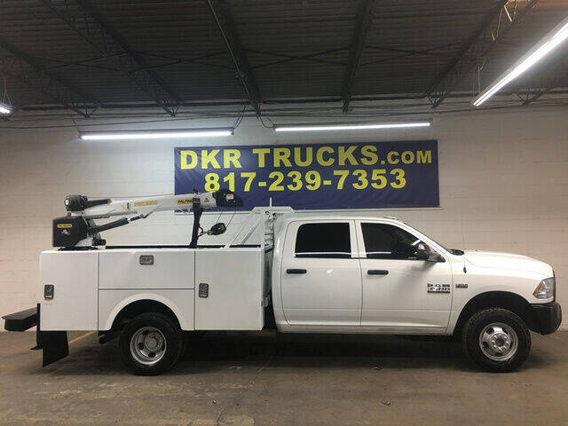 2017 RAM Ram Chassis 3500 for sale in Arlington, TX