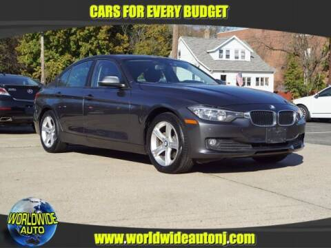 2014 BMW 3 Series for sale at Worldwide Auto in Hamilton NJ