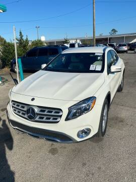 2018 Mercedes-Benz GLA for sale at Jamrock Auto Sales of Panama City in Panama City FL