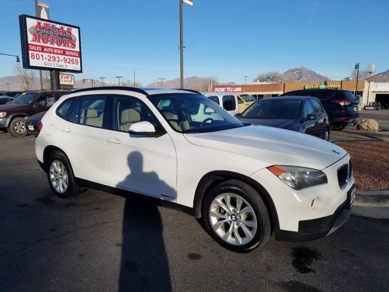 2013 BMW X1 for sale at ATLAS MOTORS INC in Salt Lake City UT