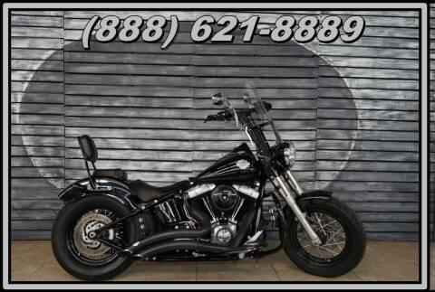 2013 Harley-Davidson FLS Softail Slim for sale at AZMotomania.com in Mesa AZ