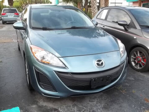 2011 Mazda MAZDA3 for sale at PJ's Auto World Inc in Clearwater FL