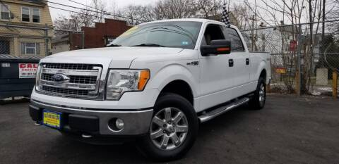 2013 Ford F-150 for sale at Elis Motors in Irvington NJ