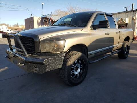 2006 Dodge Ram Pickup 2500 for sale at DPM Motorcars in Albuquerque NM