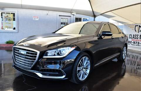 2018 Genesis G80 for sale at 1st Class Motors in Phoenix AZ