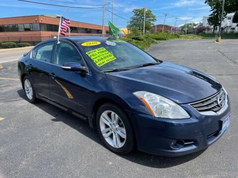 2010 Nissan Altima for sale at Fields Corner Auto Sales in Dorchester MA