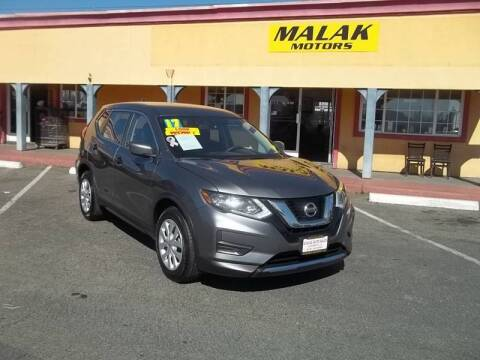 2017 Nissan Rogue for sale at Atayas Motors INC #1 in Sacramento CA