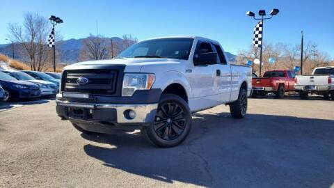 2013 Ford F-150 for sale at Lakeside Auto Brokers Inc. in Colorado Springs CO