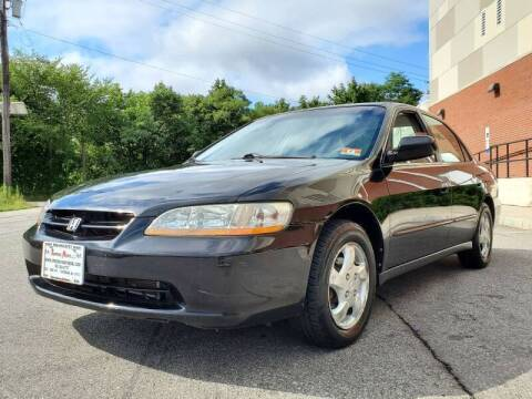 2000 Honda Accord for sale at Speedway Motors in Paterson NJ