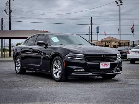 2015 Dodge Charger for sale at Jerrys Auto Sales in San Benito TX