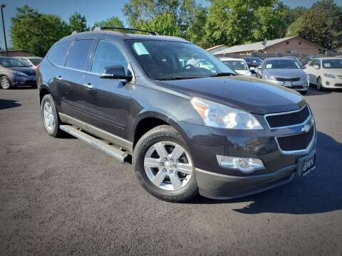 2011 Chevrolet Traverse for sale at Northwest Premier Auto Sales in West Richland And Kennewick WA