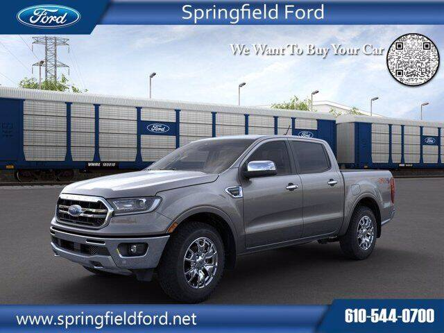 2021 Ford Ranger for sale in Springfield, PA