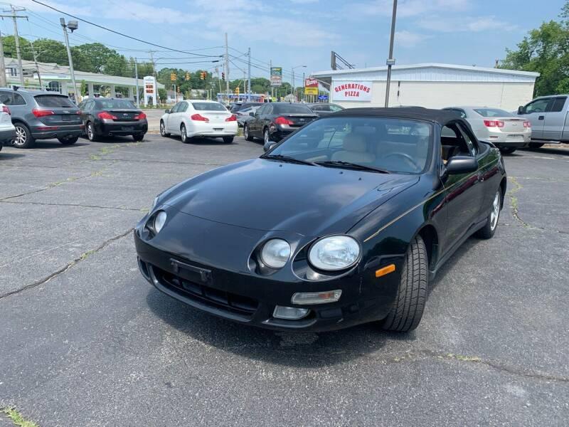 1999 Toyota Celica for sale in Attleboro, MA