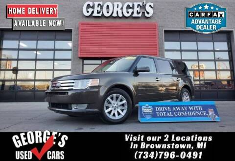 2011 Ford Flex for sale at George's Used Cars - Pennsylvania & Allen in Brownstown MI