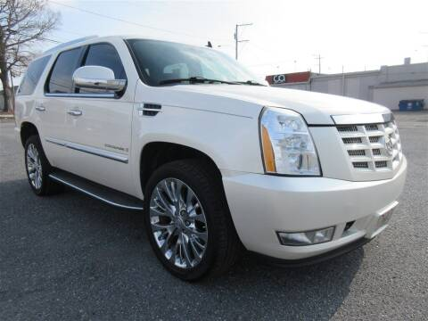2008 Cadillac Escalade for sale at Cam Automotive LLC in Lancaster PA