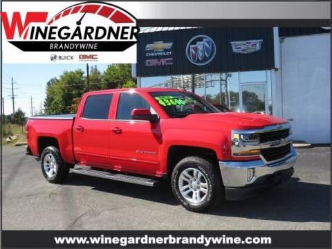 2018 Chevrolet Silverado 1500 for sale at Winegardner Auto Sales in Prince Frederick MD