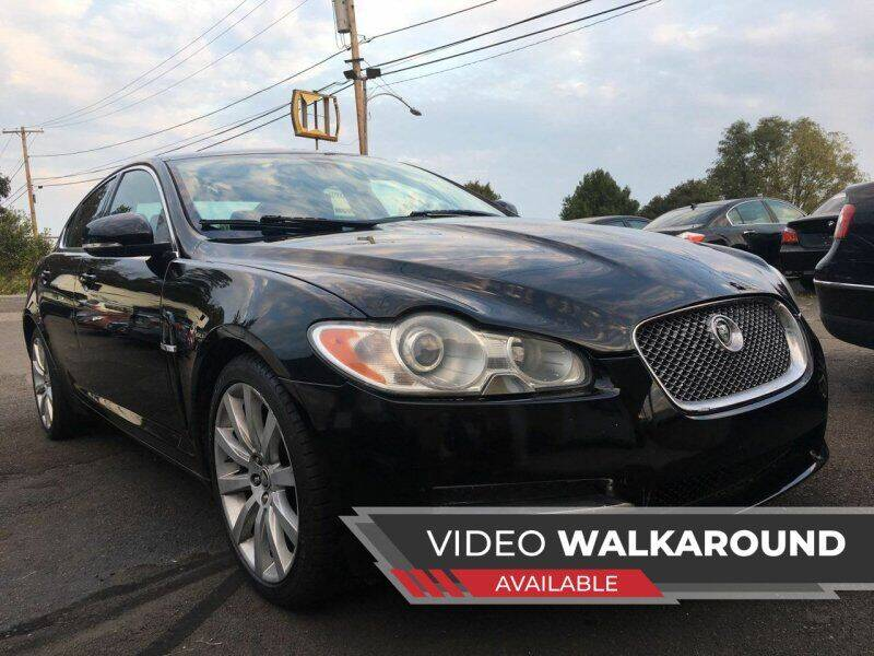 2010 Jaguar XF for sale at All State Auto Sales in Morrisville PA