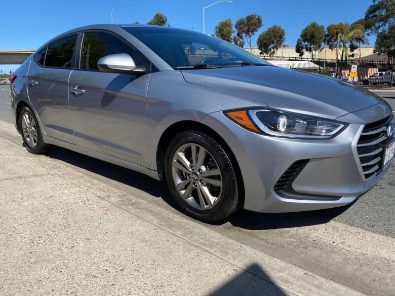 2017 Hyundai Elantra for sale at Beyer Enterprise in San Ysidro CA