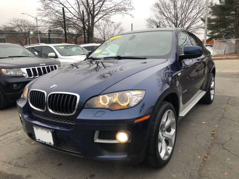 2013 BMW X6 for sale at Welcome Motors LLC in Haverhill MA