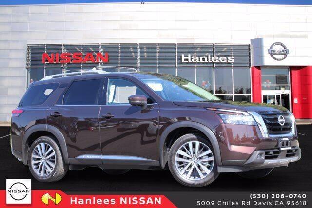2022 Nissan Pathfinder for sale at Hanlees Davis Nissan Chevrolet in Davis CA