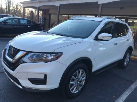 2019 Nissan Rogue for sale at Scotty's Auto Sales, Inc. in Elkin NC