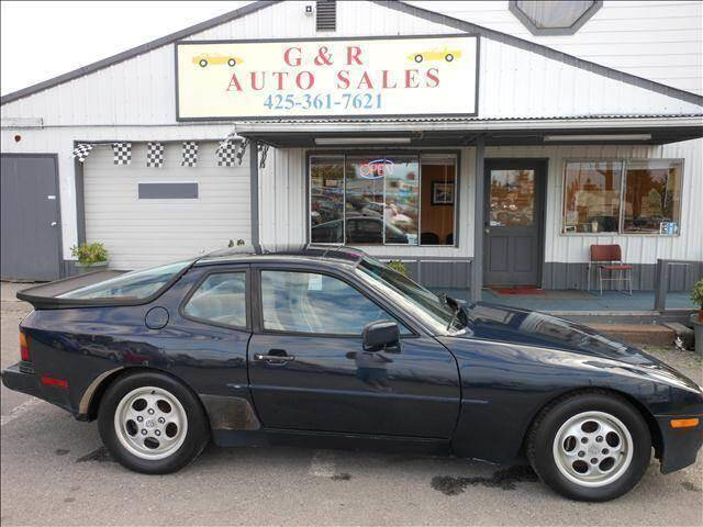 1987 Porsche 944 for sale at G&R Auto Sales in Lynnwood WA
