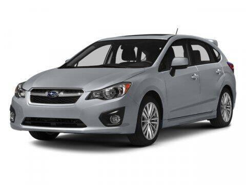 2014 Subaru Impreza for sale at Crown Automotive of Lawrence Kansas in Lawrence KS