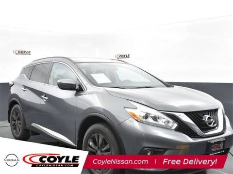 2017 Nissan Murano for sale at COYLE GM - COYLE NISSAN - Coyle Nissan in Clarksville IN