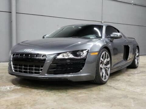 2012 Audi R8 for sale at EA Motorgroup in Austin TX