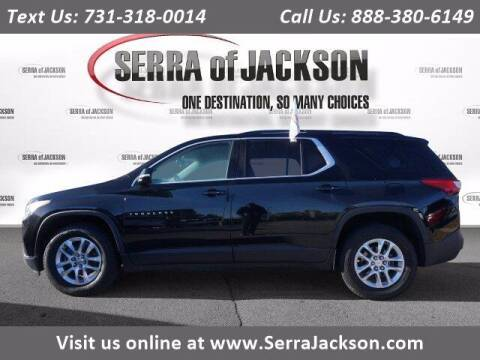 2019 Chevrolet Traverse for sale at Serra Of Jackson in Jackson TN