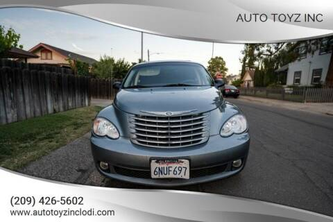 2010 Chrysler PT Cruiser for sale at Auto Toyz Inc in Lodi CA