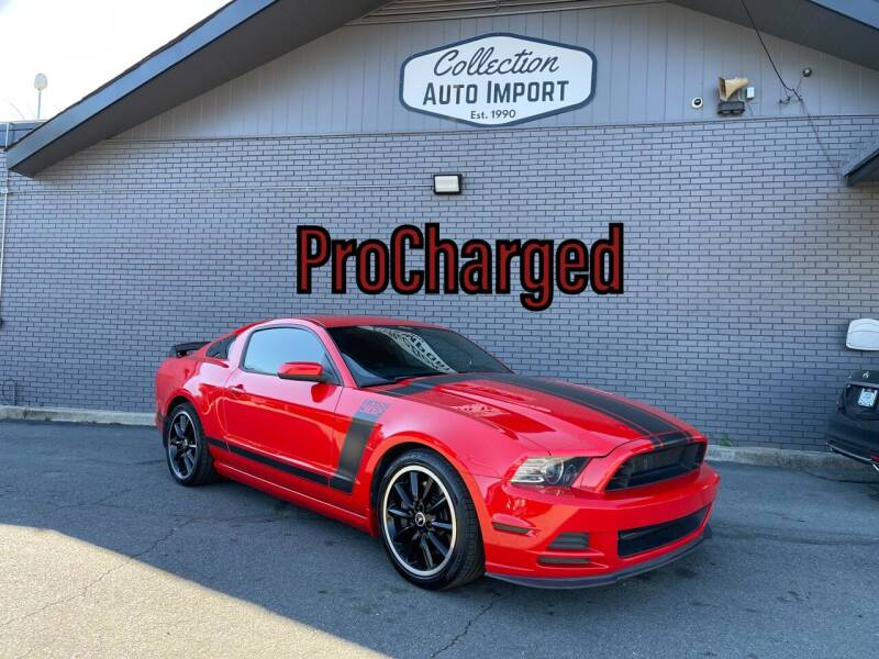 2013 Ford Mustang for sale at Collection Auto Import in Charlotte NC