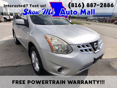 2013 Nissan Rogue for sale at Show Me Auto Mall in Harrisonville MO