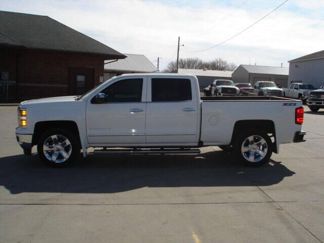 2014 Chevrolet Silverado 1500 for sale at Quality Auto Sales in Wayne NE