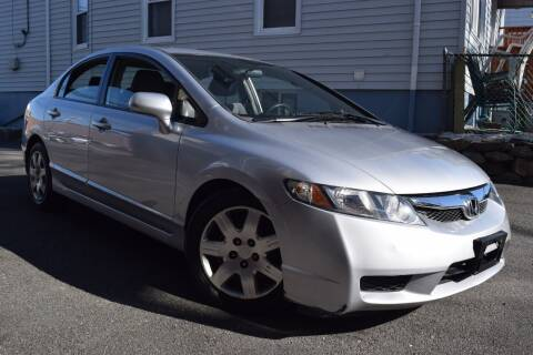 2010 Honda Civic for sale at VNC Inc in Paterson NJ