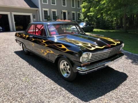 1964 Chevrolet Nova for sale at Classic Car Deals in Cadillac MI