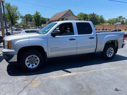 2012 GMC Sierra 1500 for sale at E & A Auto Sales in Warren OH
