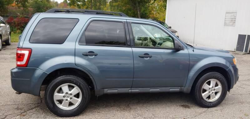 2012 Ford Escape for sale at Superior Motors in Mount Morris MI