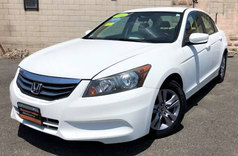 2011 Honda Accord for sale at Somerville Motors in Somerville MA