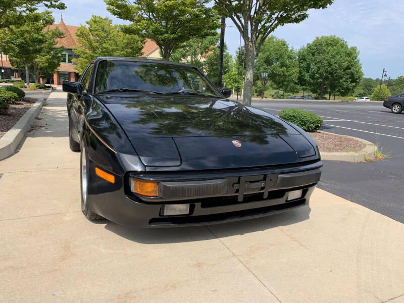 1984 Porsche 944 for sale at SODA MOTORS AUTO SALES LLC in Newport RI