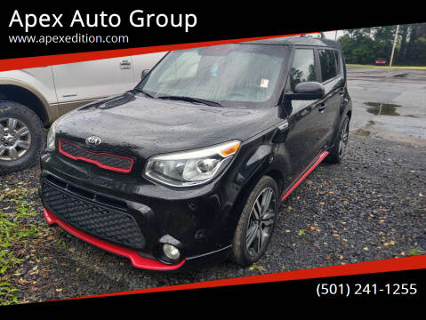 2015 Kia Soul for sale at Apex Auto Group in Cabot AR