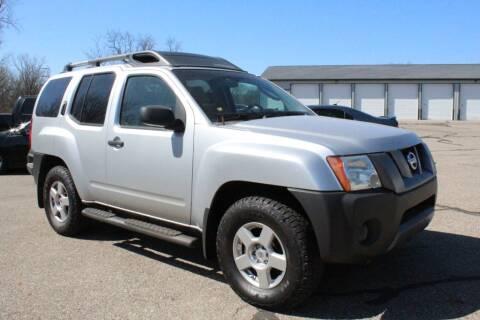 2008 Nissan Xterra for sale at S & L Auto Sales in Grand Rapids MI