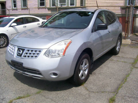 2010 Nissan Rogue for sale at Dambra Auto Sales in Providence RI