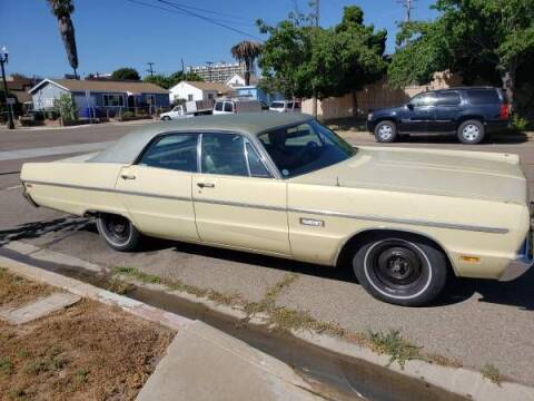1969 Plymouth Fury for sale at Classic Car Deals in Cadillac MI