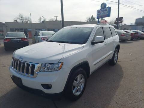 2011 Jeep Grand Cherokee for sale at Suzuki of Tulsa - Global car Sales in Tulsa OK