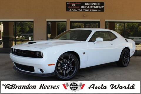 2020 Dodge Challenger for sale at Brandon Reeves Auto World in Monroe NC