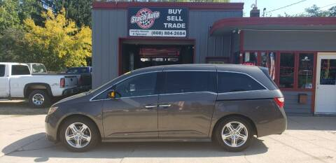 2012 Honda Odyssey for sale at Stach Auto in Janesville WI