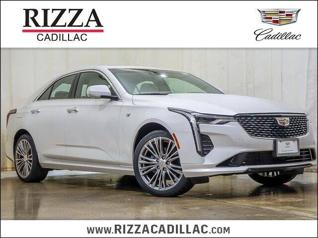 2021 Cadillac CT4 for sale at Rizza Buick GMC Cadillac in Tinley Park IL