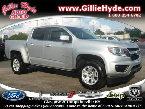 2020 Chevrolet Colorado for sale at Gillie Hyde Auto Group in Glasgow KY